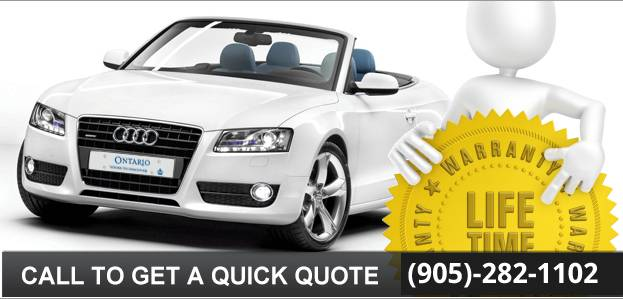 auto glass Warranty Brampton