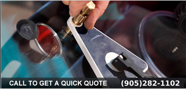 auto glass repairs Brampton